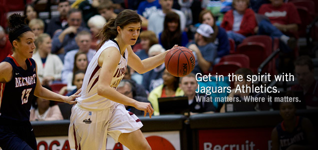 Get in the spirit with Jaguars Athletics.
